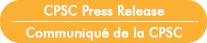 CPSC Press Release