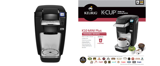 Keurig MINI Plus Brewer